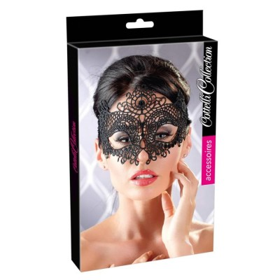 MASCHERA RICAMATA Embroidered Mask
