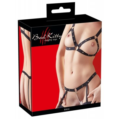 IMBRACATURA BK Strap Bikini S-L black