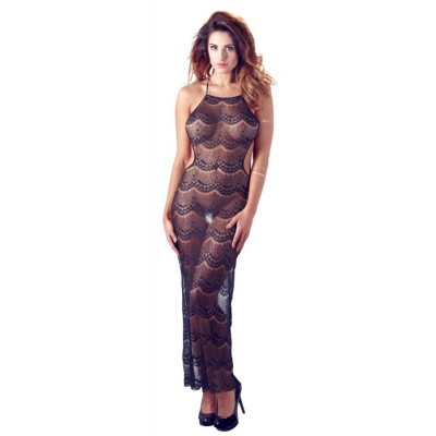 ABITO LUNGO SEXY Dress long S/M
