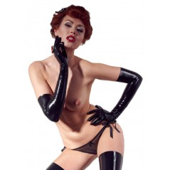 GUANTI IN LATTICE Chlorinated Latex M