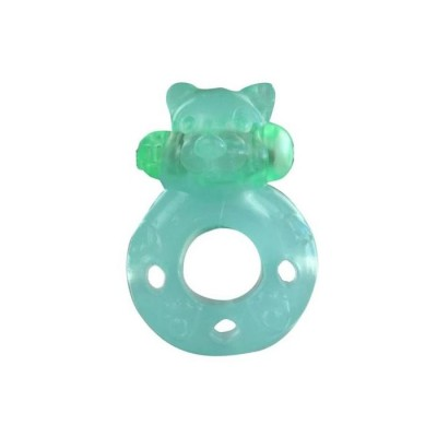 ANELLO FALLICO Power Ring Bear Func.1 Green