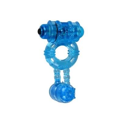 ANELLO DOPPIO Ring Double Func.1 Blue