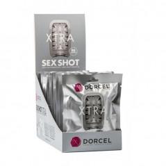 MASTURBATORE USA E GETTA SEX SHOT -XTRA- DISPLAY BOX 12 PZ.