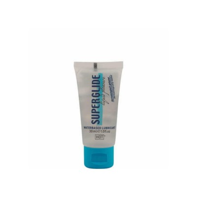 GEL LUBRIFICANTE HOT SUPERGLIDE PLEASURE 30 ml.