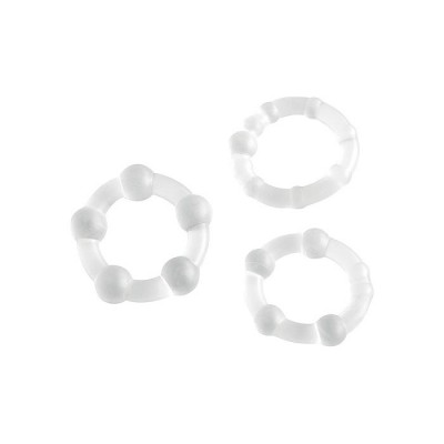 ANELLI FALLICI Cockring Set 3pz