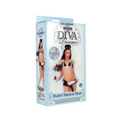 Doc Johnson Diva Dreams Flirty French Ma