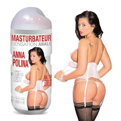 Masturbatore Anale Anna Polina