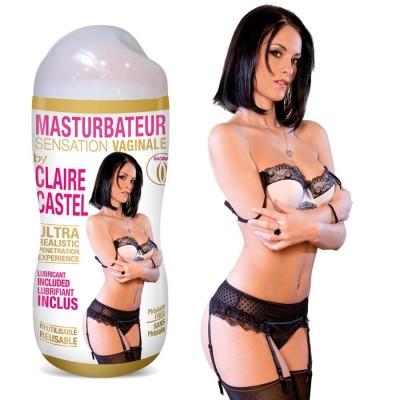 Masturbatore Vaginale Claire Castel