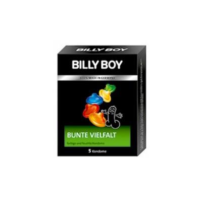 PRESERVATIVI COLORATI Billy Boy farbig