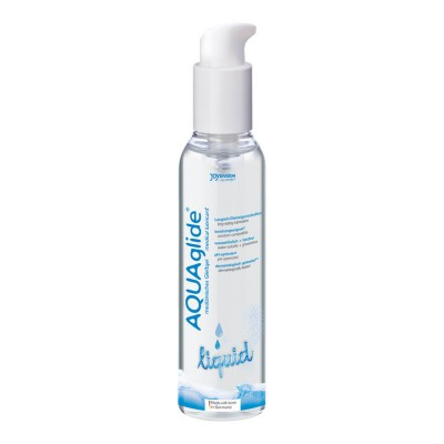 LUBRIFICANTE GEL AQUAglide liquid, 125 ml