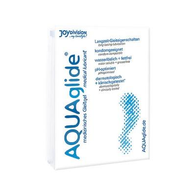 LUBRIFICANTE IN BUSTA Aquaglide 6 bustine a 3ml.