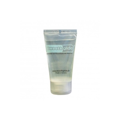 LUBRIFICANTE GEL Smoothglide Waterbased con Aloe Vera 50m