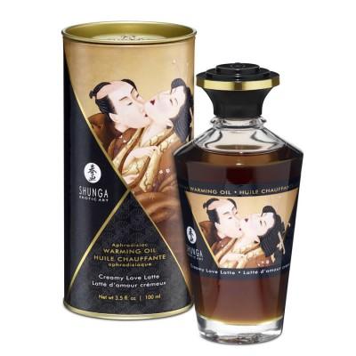 OLDIO AFRODISIACO Aphrodisiac Heating Oil - Latte D'Amour