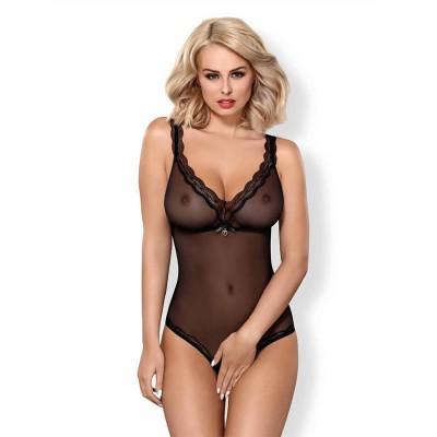 TUTINA BODY SEXY 839-TED-1 teddy XXL black