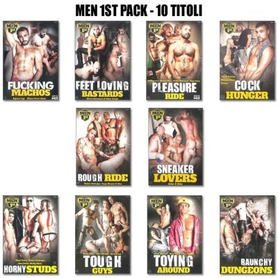 MEN 1ST - 10 DVD GAY