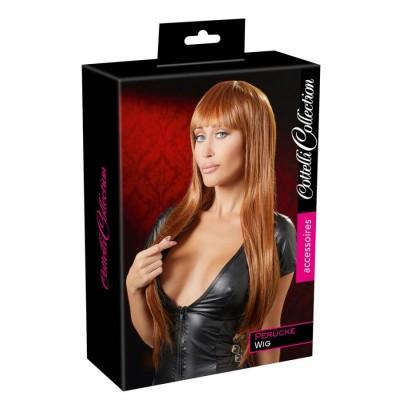 PARRUCCA Copper Wig, long