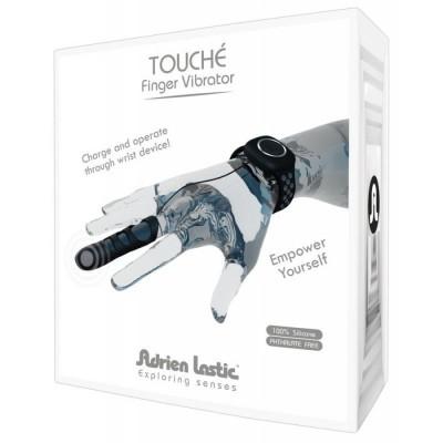 VIBRATORE DA DITO Touch© L - Grey-Black - Finger Vibrator