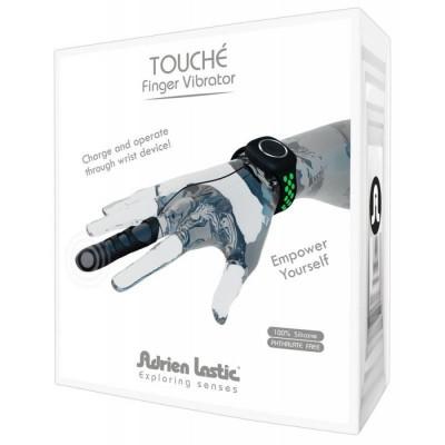 VIBRATORE DA DITO Touch© S - Green-Black - Finger Vibrator