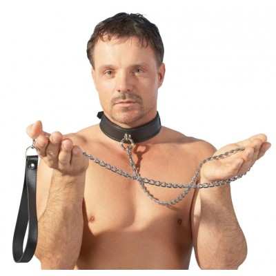 COLLARE Leather Leash 110 cm